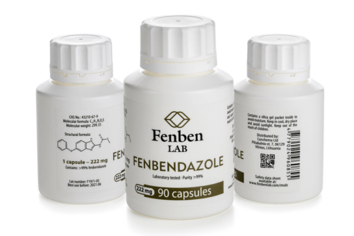 90 fenbendazole-tablets fenben lab