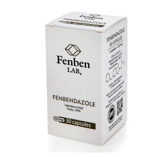fenbendazole-capsules